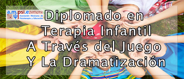 Diplomado en Terapia Infantil