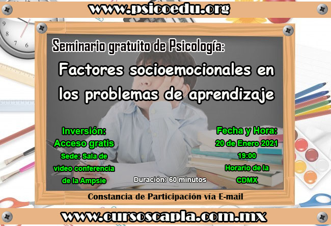 Curso gratis de psicología