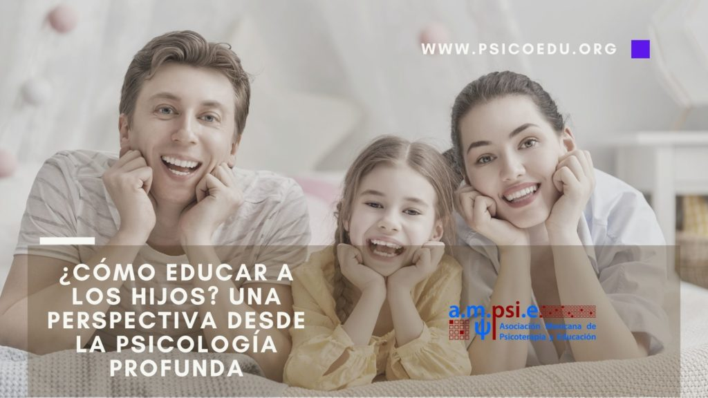 ¿Cómo educar a los hijos?